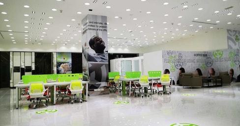 OfficeHub Business Center, Dubai   coworkspace.com