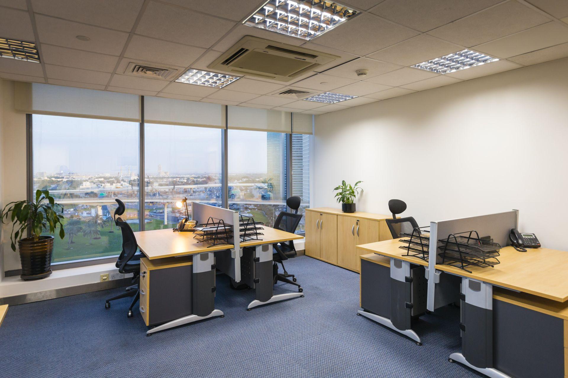 Sentinel Business Centres, Dubai