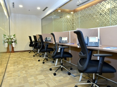 The Executive Lounge Business Center image 5