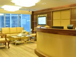 The Executive Lounge Business Center, Dubai