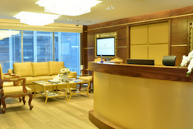 The Executive Lounge Business Center, Dubai