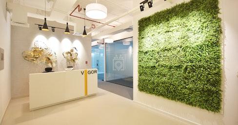 Vigor Business Centre L.L.C, Dubai | coworkspace.com