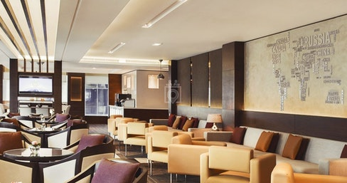 Witwork @Club Lounge Rose Rayhaan, Dubai | coworkspace.com