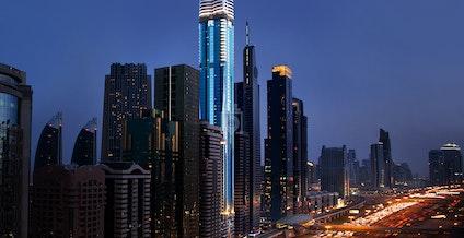 Witwork Club Rotana Rose Rayhaan, Dubai | coworkspace.com