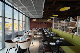 WitWork@Nook A Loft Dubai Aviation City, Dubai