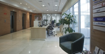 Regus Sharjah Mega Mall profile image