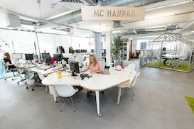 Coworking space in the heart of Ascot, Hayes