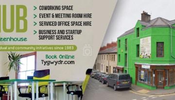 Ty Gwydr | Greenhouse image 1