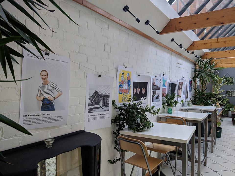 Blick Shared Studios Cathedral Quarter Belfast, Belfast