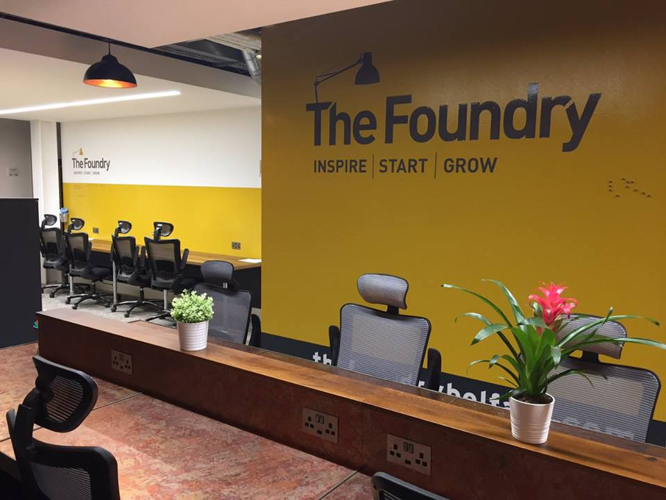 The Foundry, Belfast