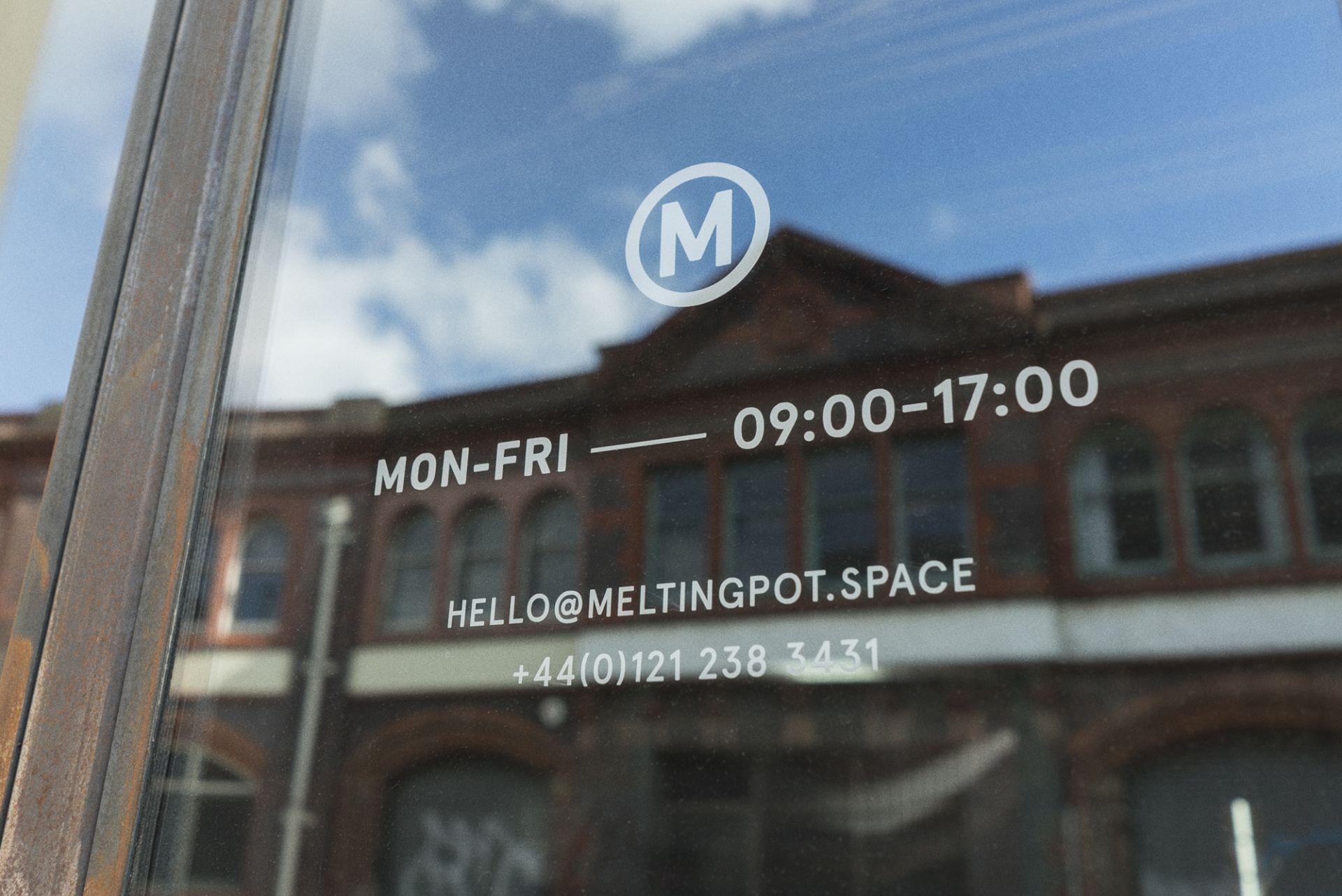 Melting Pot, Birmingham