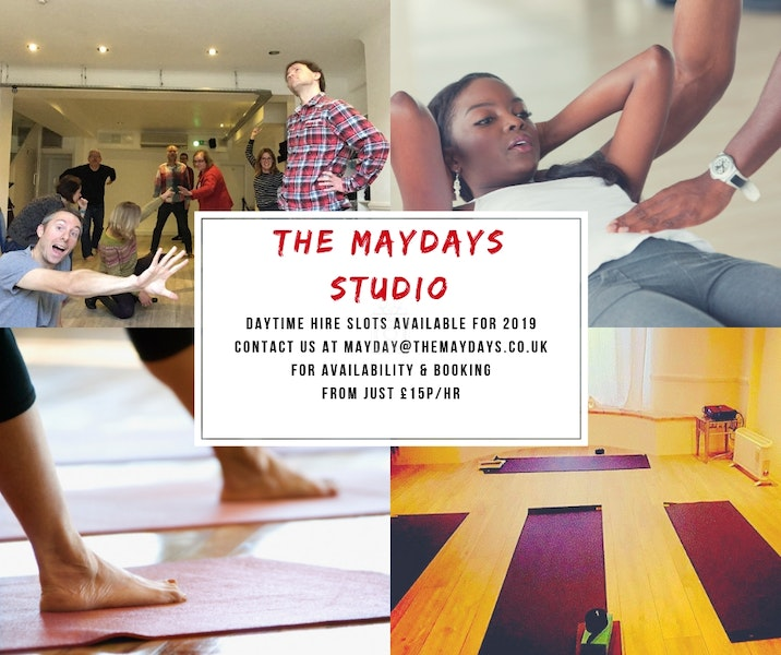 The Maydays Studio, Brighton