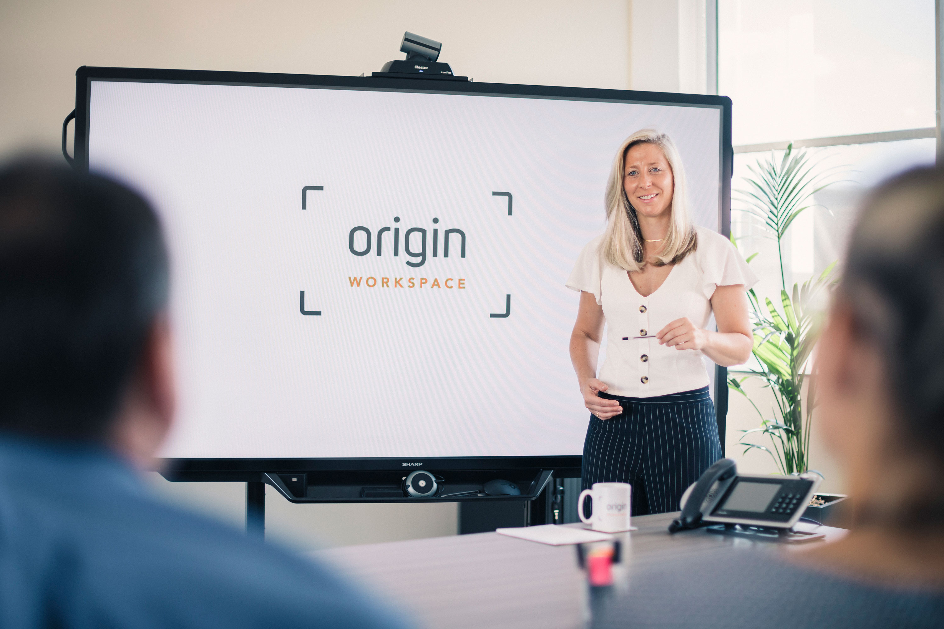 Origin Workspace, Bristol