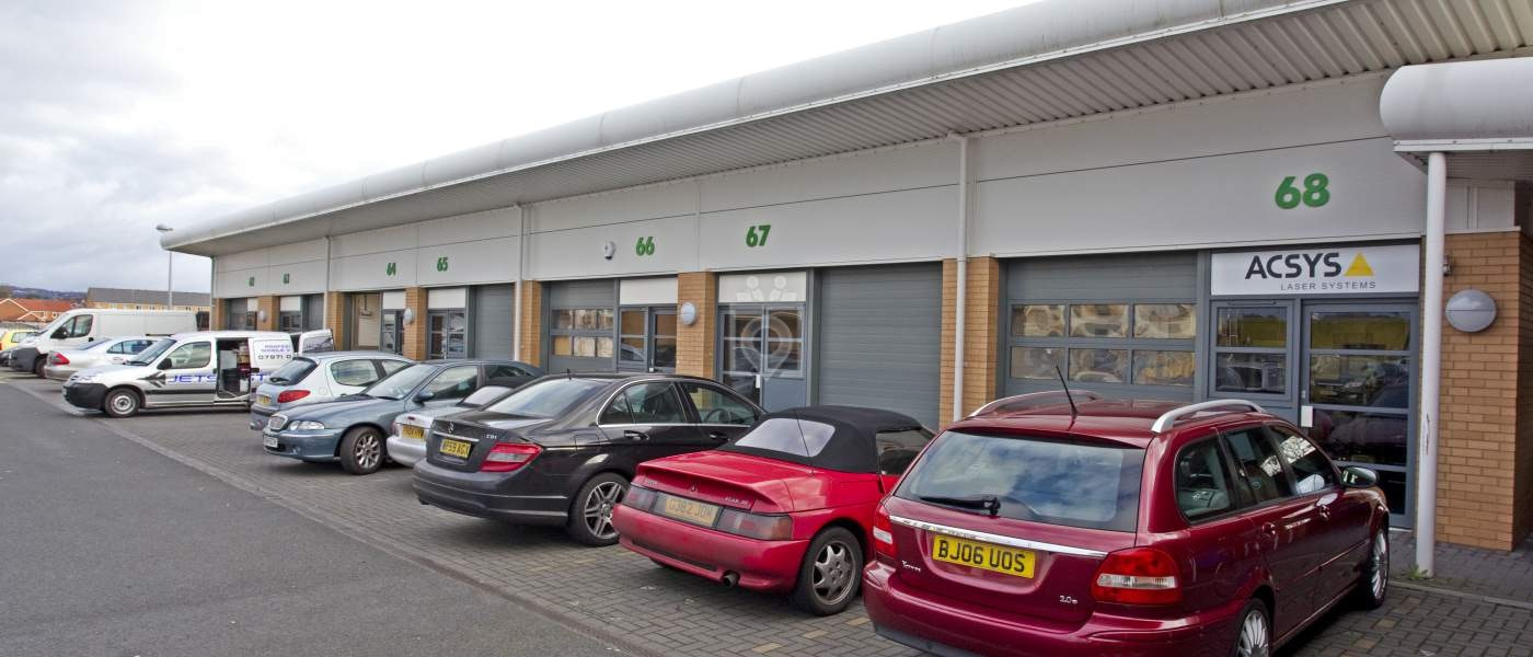 Basepoint Business Center Broxbourne, Broxbourne