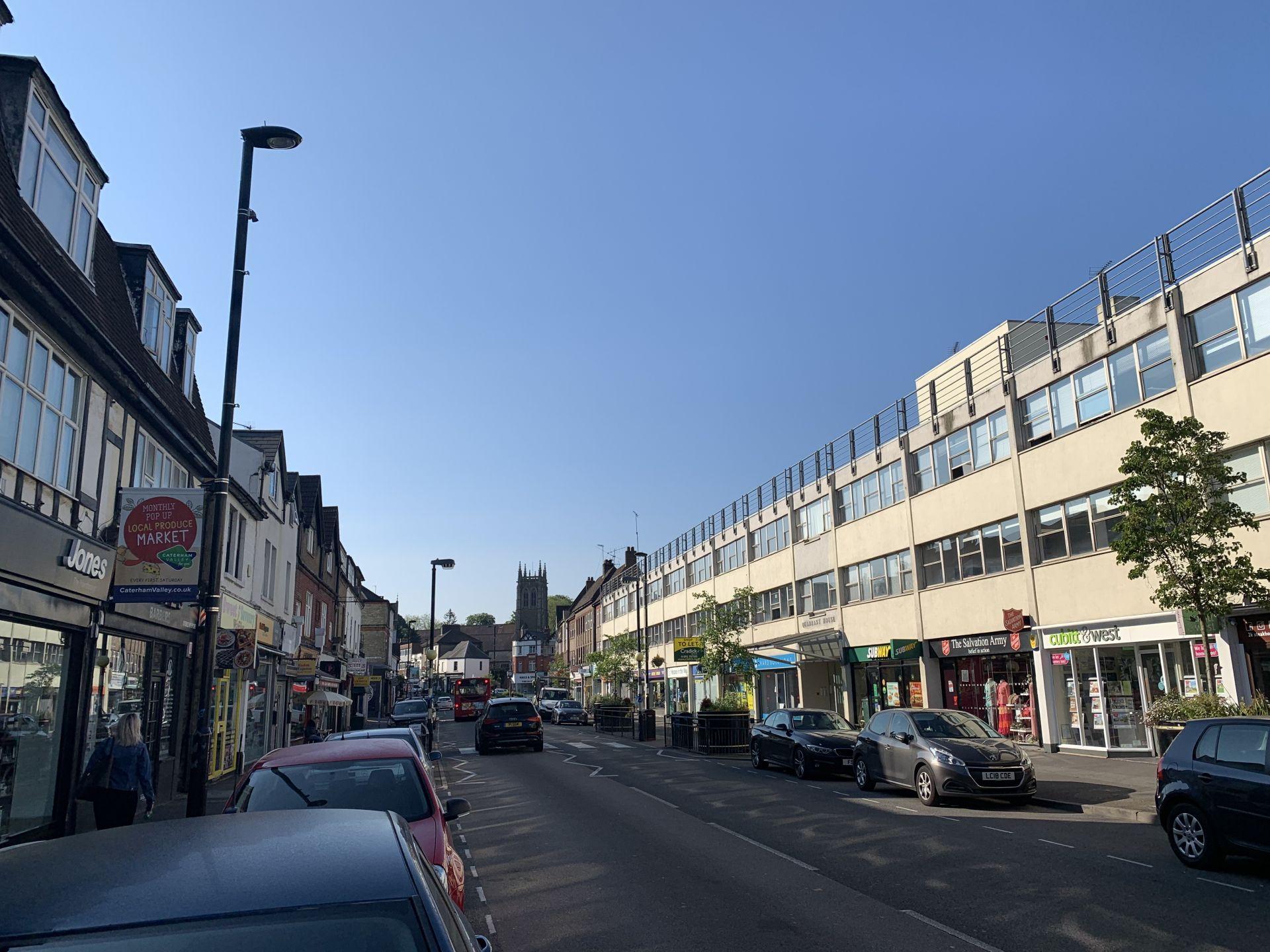 The Workary Caterham, Caterham