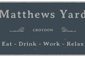 Matthews Yard, Sutton