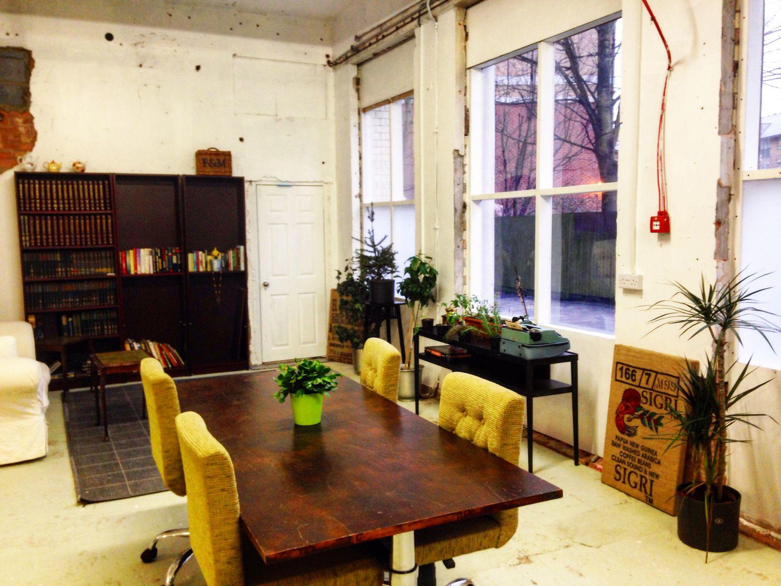 The Exchange Workspace, Croydon