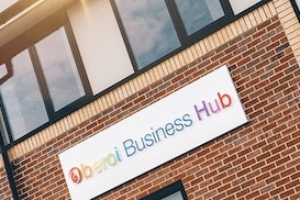Oberoi Business Hub, derby