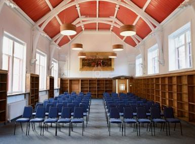 Dunfermline Carnegie Library Hub image 4
