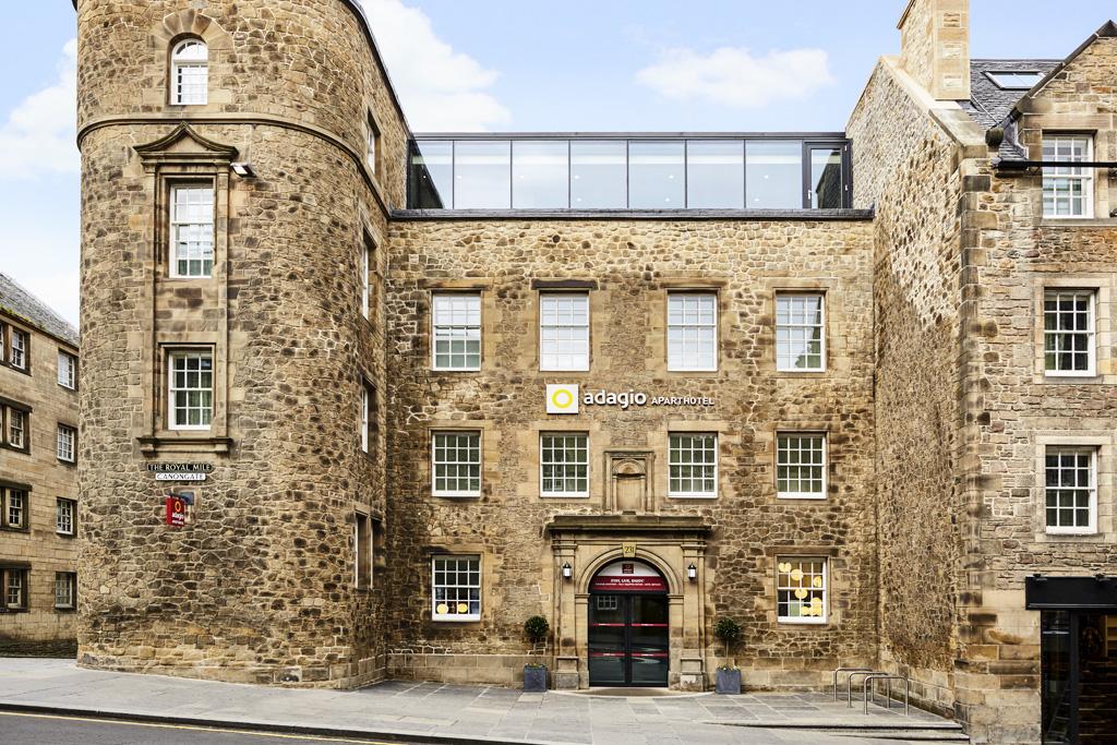 Coworking @ Adagio Edinburgh Royal Mile, Edinburgh