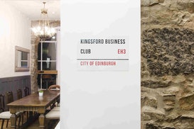 Kingsford Business Club, Dunfermline
