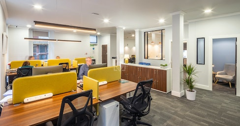 Strathmore Co-Working, Edinburgh | coworkspace.com