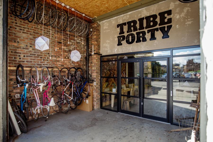 Tribe Porty, Edinburgh