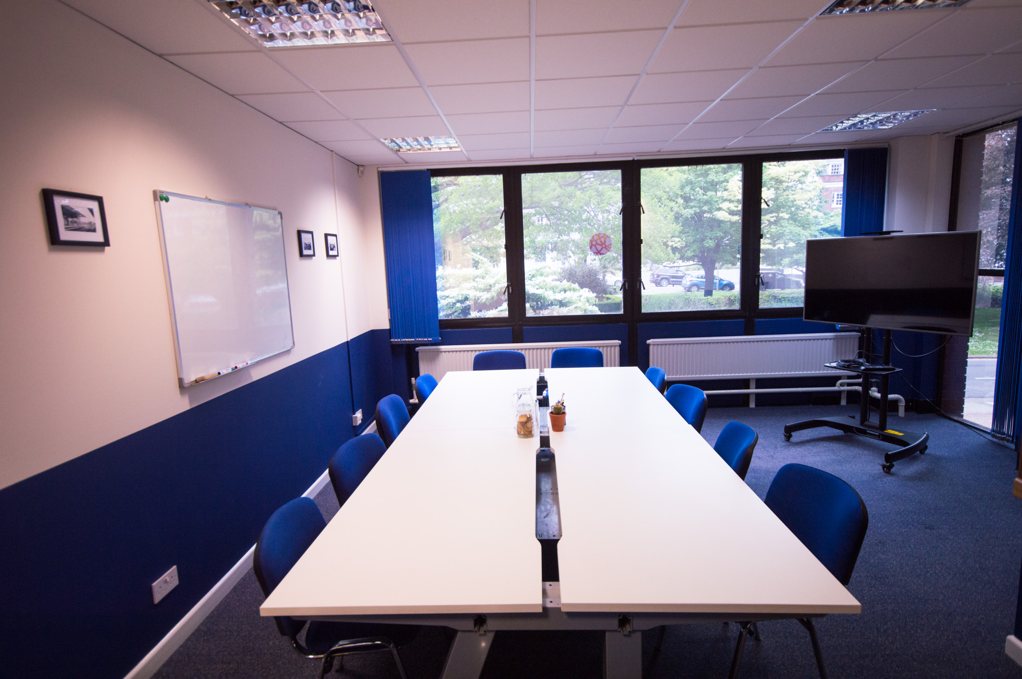 Exeter City Space, Exeter