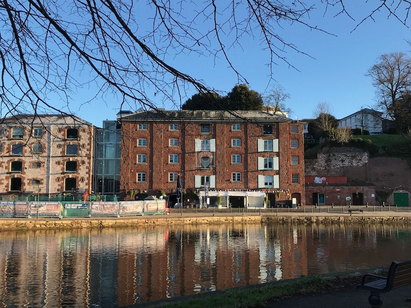 The Generator Quay House, Exeter