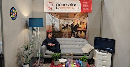 The Generator Town House, Exeter | coworkspace.com