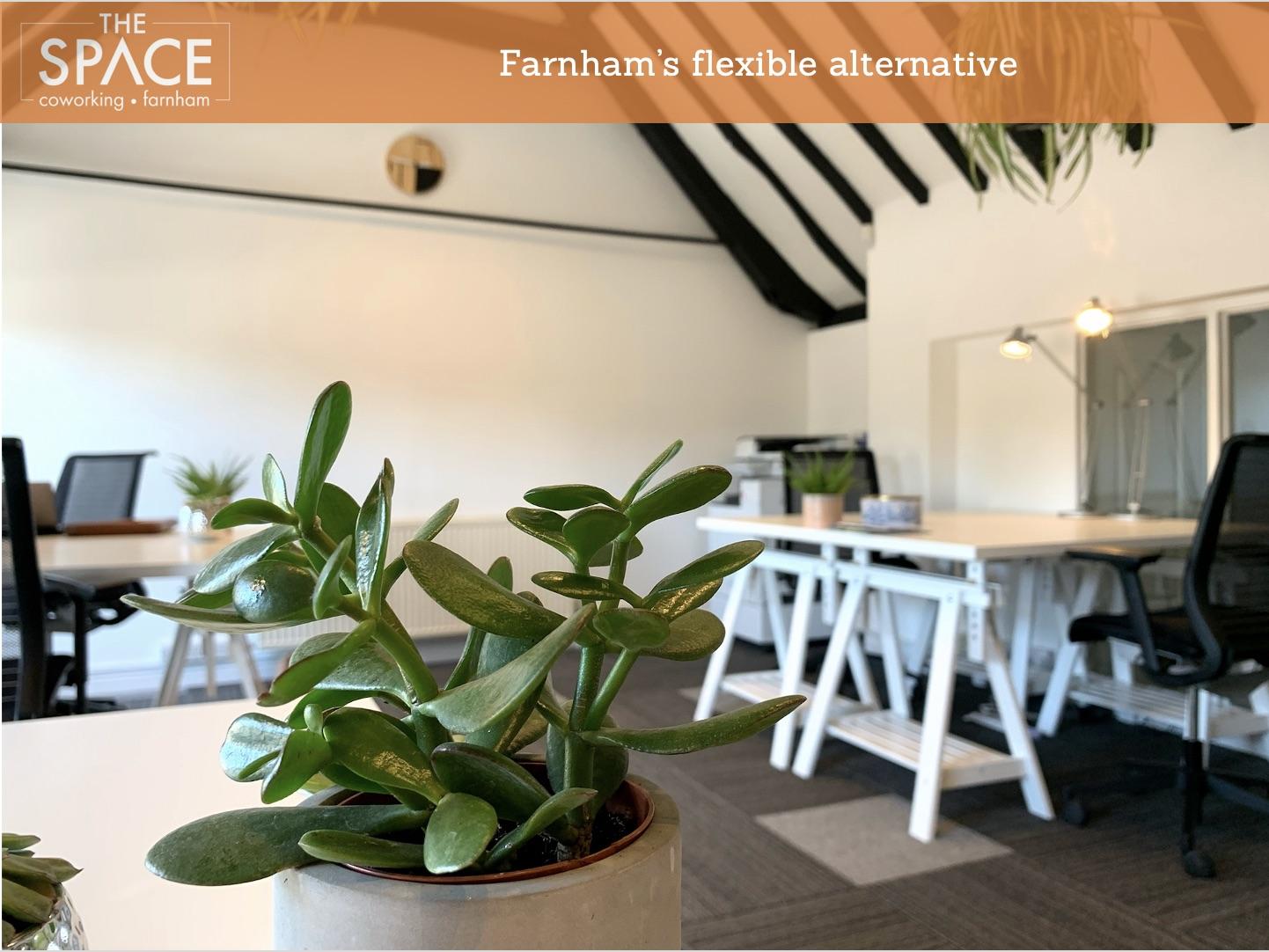 The Space, Farnham