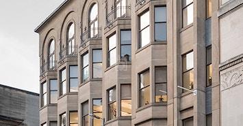 Spaces - Glasgow, Spaces, West George Street profile image
