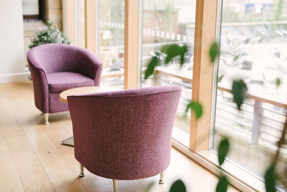 Business Lounge, Hebden Bridge