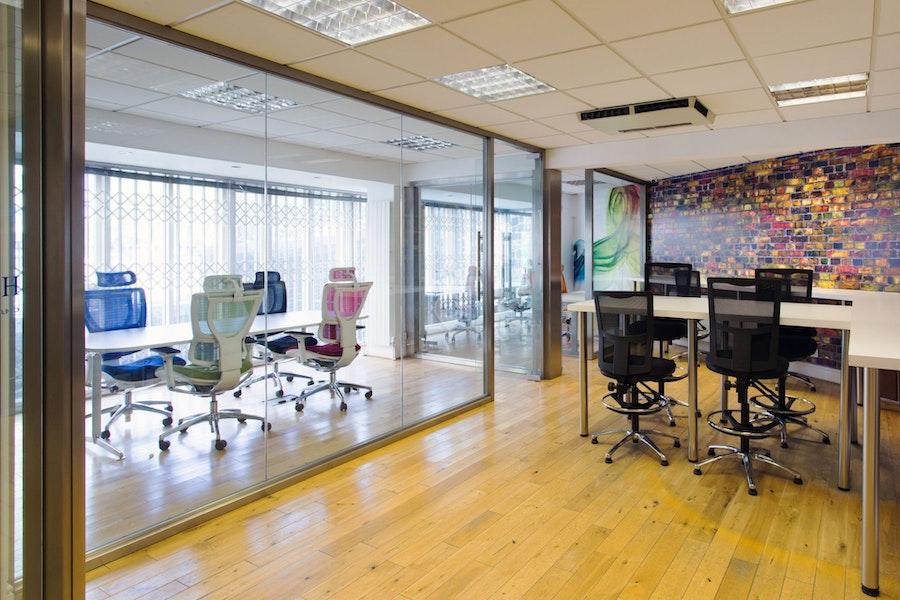 Workspace Hub, Leeds