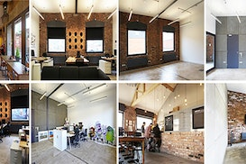 Baltic Co Working Space, Hoylake