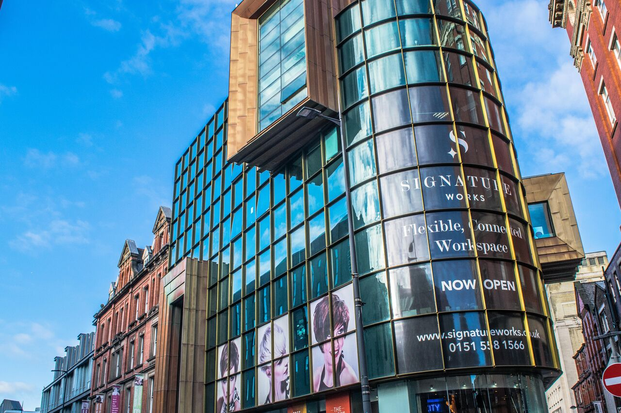 Signature Works - Bling Bling Building, Liverpool