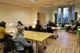 The Drum Coworking at 16 Trinity Square, Bangor