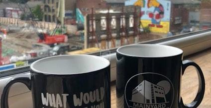 90 Mainyard, London | coworkspace.com