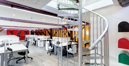 Accrue Workplaces, London | coworkspace.com