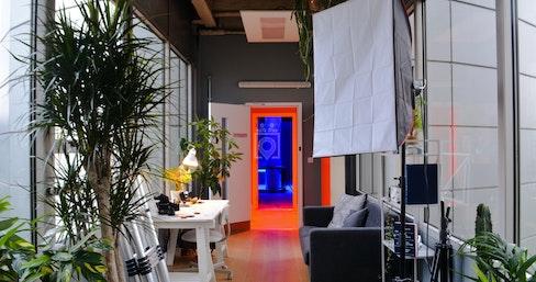 Artist & Creative Studio/Office Space, London | coworkspace.com