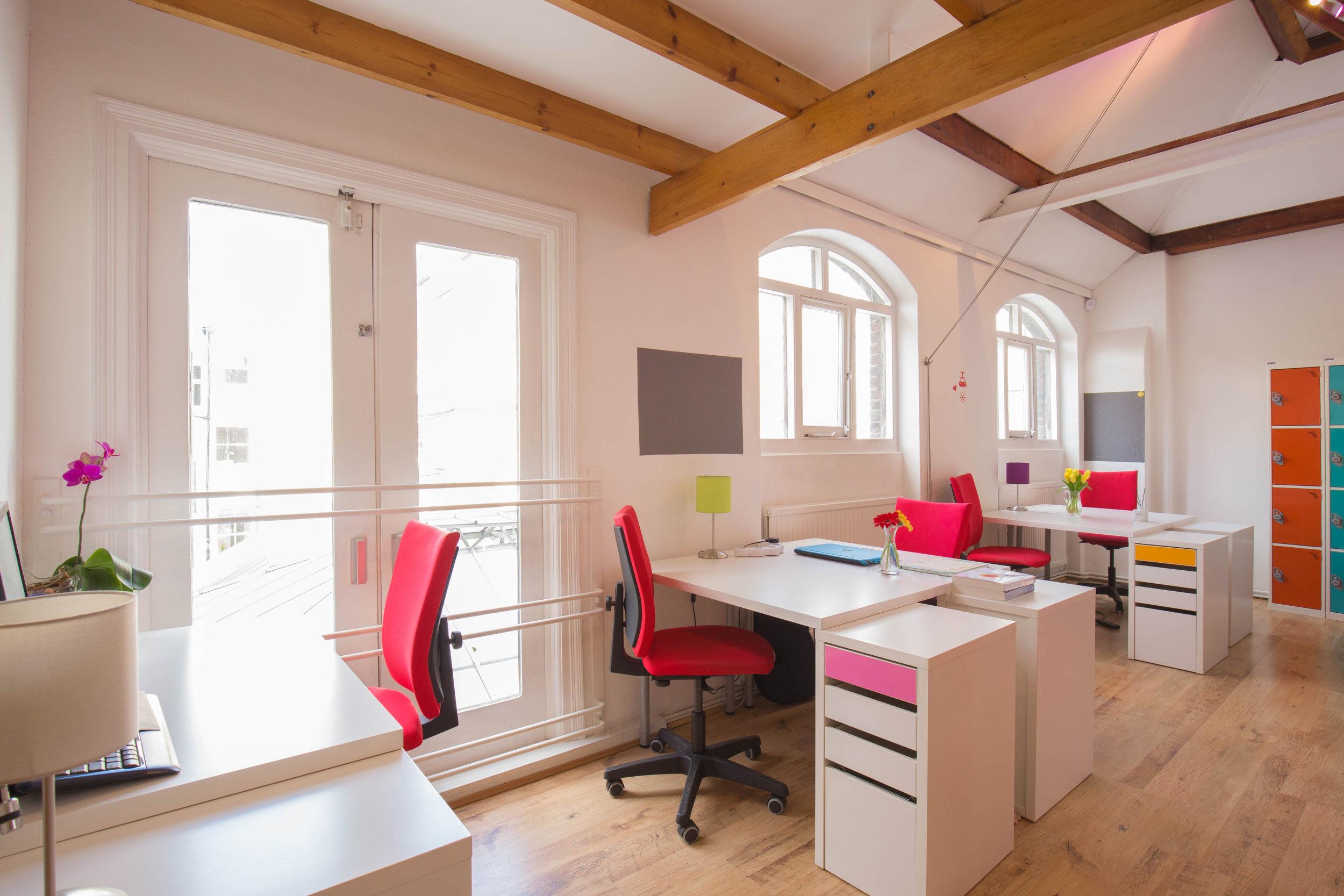 Born Freelance, London