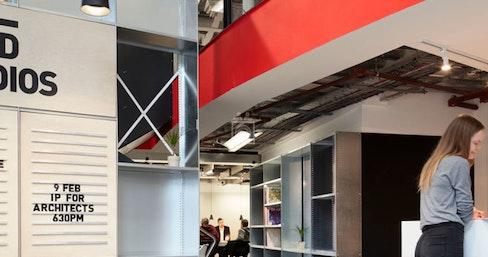 Build Studios, London | coworkspace.com