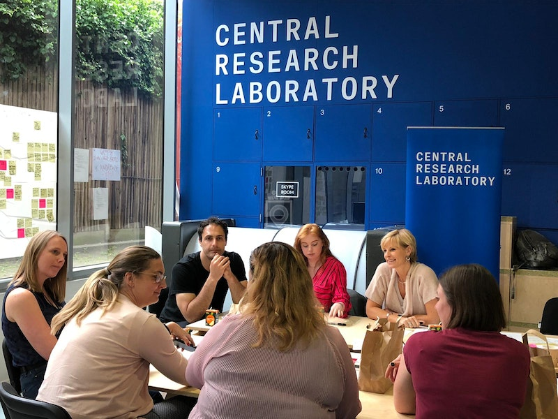 Central Research Laboratory, London