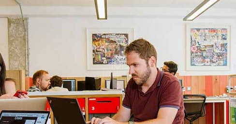 Central Working Shoreditch, London | coworkspace.com