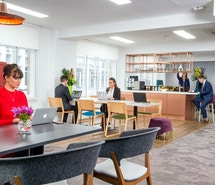 Club Desk at Landmark - Fenchurch St profile image
