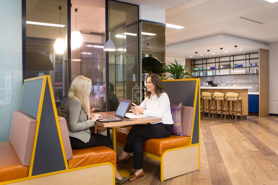 Club Desk at Landmark - New Cavendish Street, London