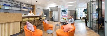 Club Desk at Landmark - New Cavendish Street