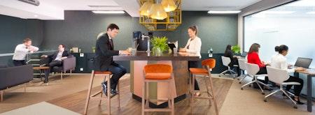 Club Desk at Landmark - Newman Street