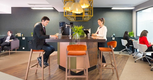 Club Desk at Landmark - Newman Street, London | coworkspace.com