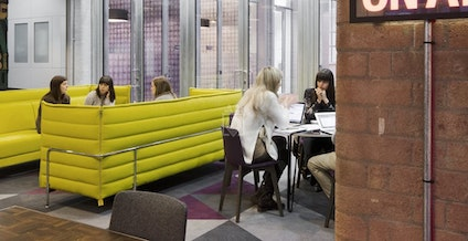 Club Workspace - Bankside, London | coworkspace.com